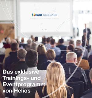 HELIOS Master Classes Vortragsraum mit Publikum