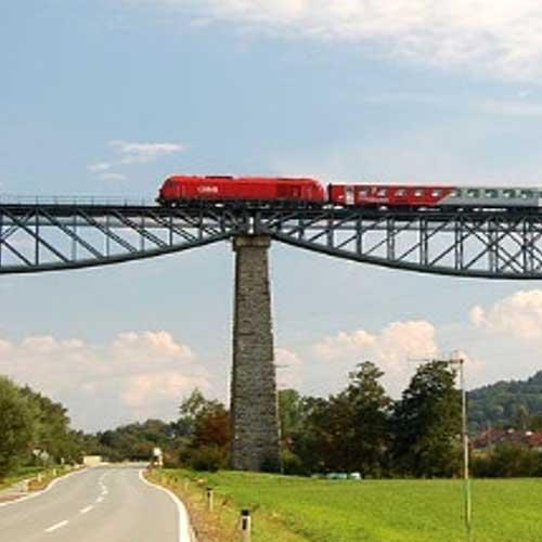 OEBB Bridge Rohrbach/Lafnitztal