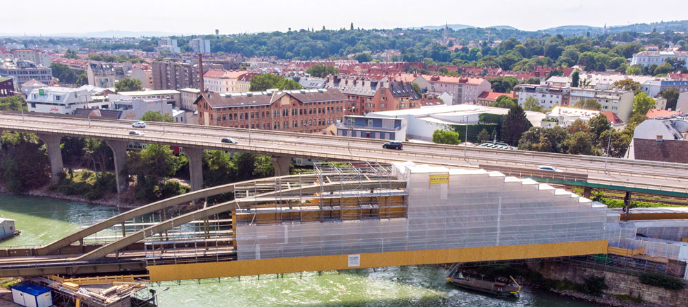 Bridge Vienna Otto Wagner