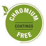 chromium-free