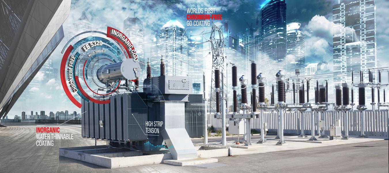 Banner GO coating transformer