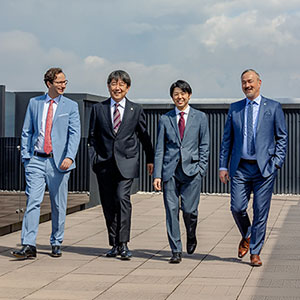 Management Board Kansai Helios Coatings GmbH